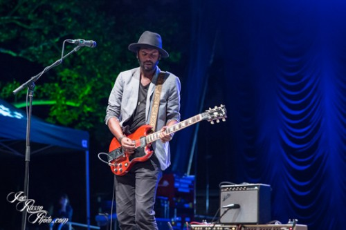 PHOTO GALLERY: GARY CLARK JR. IN CENTRAL PARK