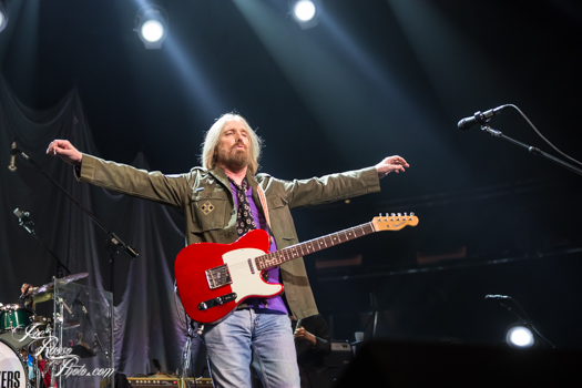 PHOTO GALLERY: TOM PETTY & THE HEARTBREAKERS AT MADISON SQUARE GARDEN