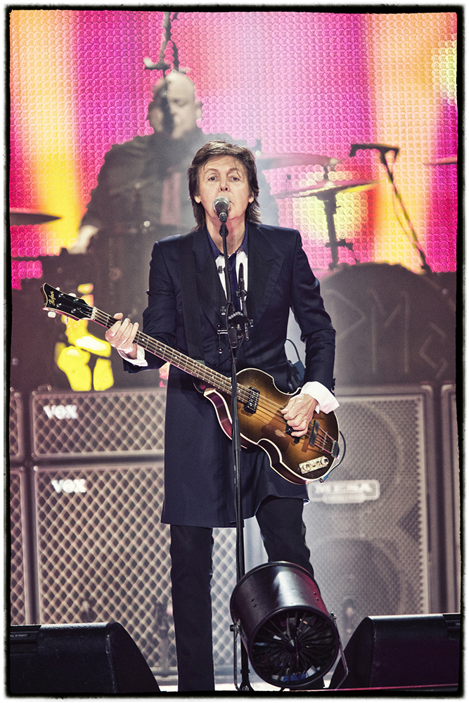 PAUL McCARTNEY TRIBUTE ALBUM FEATURES BOB DYLAN, BARRY GIBB, WILLIE NELSON, MORE
