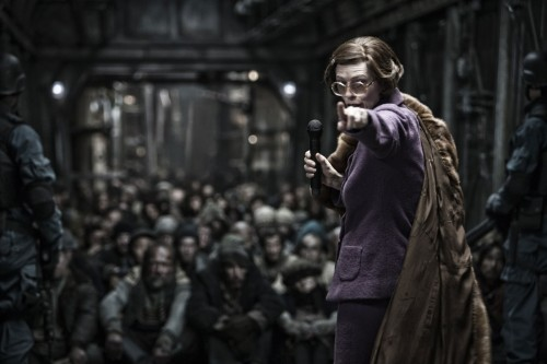 MOVIE REVIEWS IN BRIEF: 'Snowpiercer'! (And Some Others)