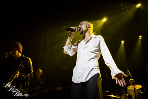 JAMES: DEATH, DANCE and REBIRTH AT WEBSTER HALL