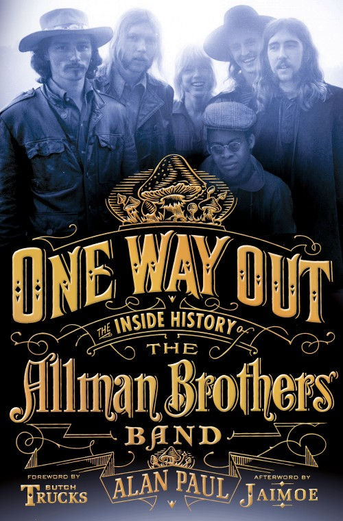 THE FINAL CHAPTER FOR THE ALLMAN BROTHERS? AN INTERVIEW WITH AUTHOR ALAN PAUL