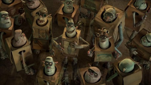 'BOXTROLLS' IS A DARK, TWISTED DELIGHT