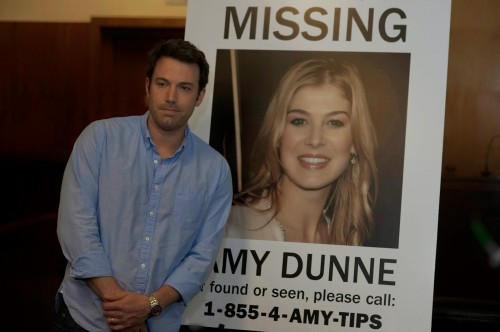 FINCHER WEAVES 'GONE GIRL' INTO A PULP MASTERPIECE