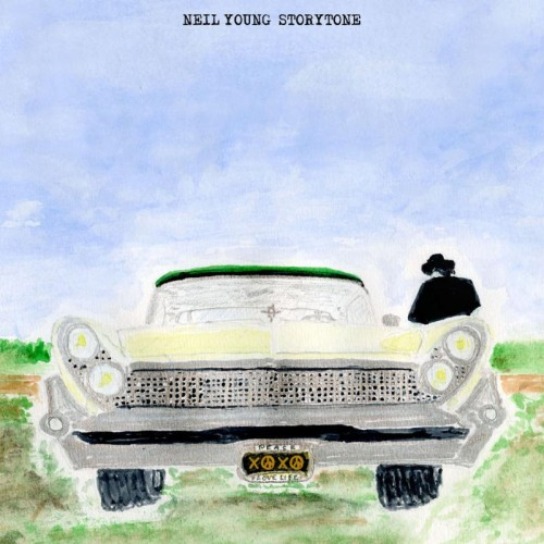 NEIL YOUNG TO RELEASE 'STORYTONE' IN NOVEMBER
