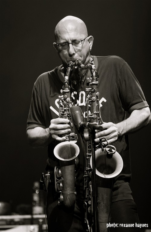 FROM FLECKTONES TO DMB TO HIS OWN MU'TET, SAXMAN JEFF COFFIN PROGRESSES
