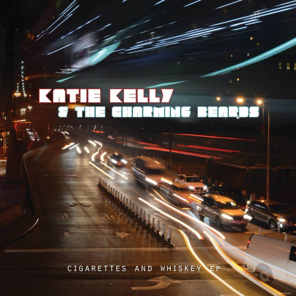 CIGARETTES, WHISKEY and 'OUTERFOLK' with KATIE KELLY & THE CHARMING BEARDS (TRACK DEBUT)