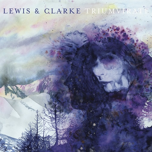 LEWIS & CLARKE ILLUMINATES THE BEAUTY OF DECAY ON 'TRIUMVIRATE'