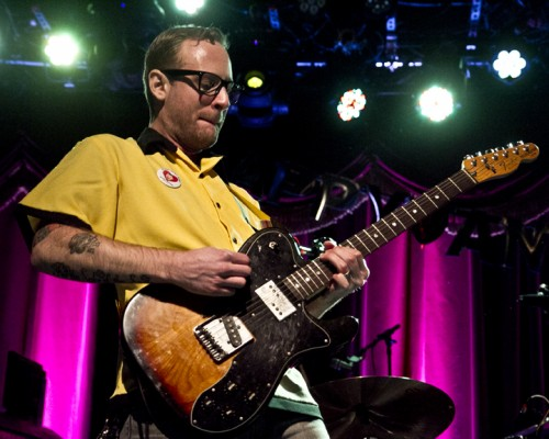 DEER TICK CHANNELS ELVIS COSTELLO IN BROOKLYN BOWL ROCK REVUE