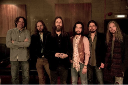 BLACK CROWES HAVE BROKEN UP, RICH ROBINSON SAYS