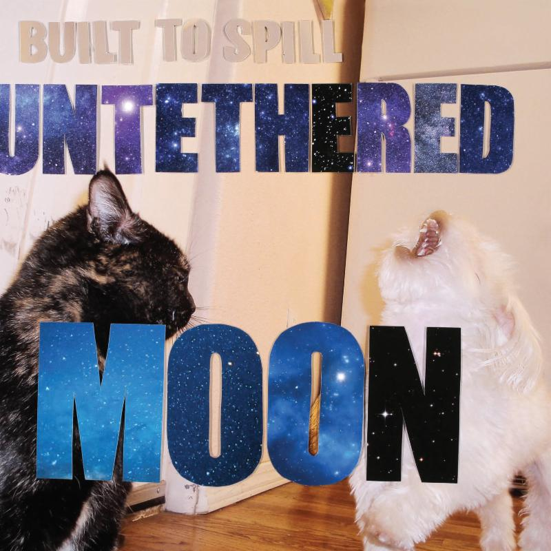 BUILT TO SPILL TO RELEASE FIRST STUDIO ALBUM IN SIX YEARS ON APRIL 21, WILL OPEN FOR DEATH CAB