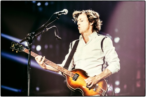 PAUL McCARTNEY TO HEADLINE FIREFLY FESTIVAL, WATCH CLIP FROM IRVING PLAZA SHOW