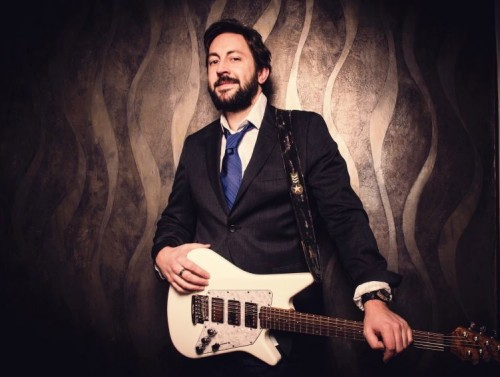 AARON FINK FOLLOWS A NEW PATH WITH SOLO DEBUT (INTERVIEW & SONG PREMIERE)