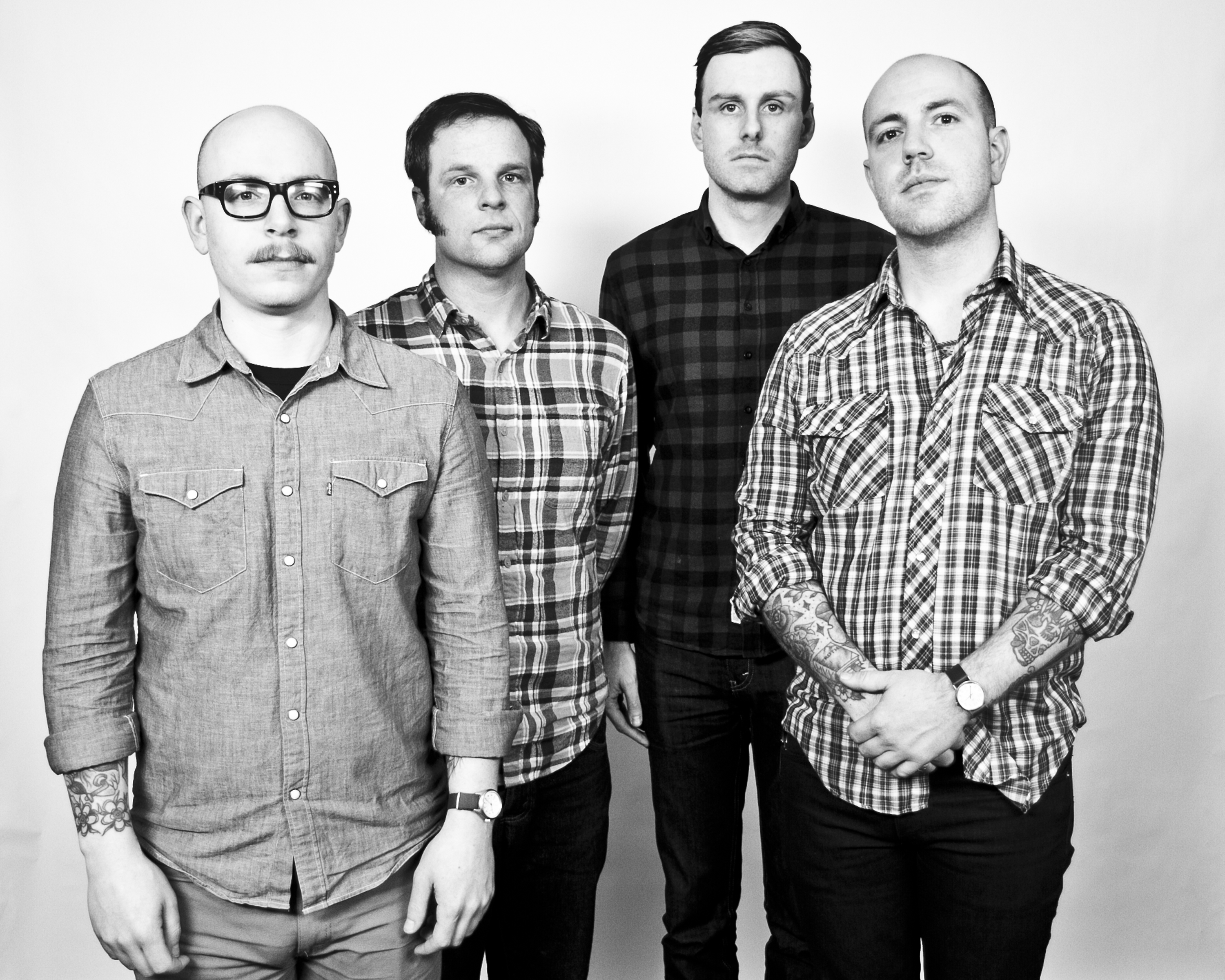 COAL TOWN ROUNDERS CELEBRATE 'HOW IT USED TO BE' (TRACK PREMIERE)