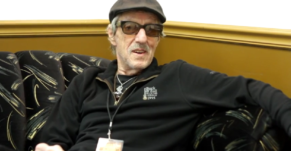 SAM CUTLER ON LIFE WITH THE DEAD AND THE ROLLING STONES (VIDEO)