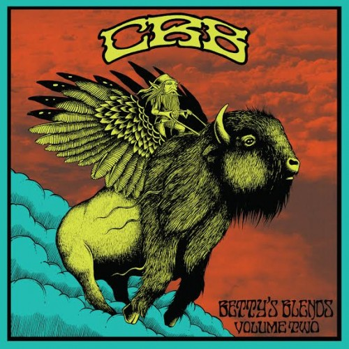 CHRIS ROBINSON BROTHERHOOD CHANNELS '70s GRATEFUL DEAD ON 'BETTY'S BLENDS VOLUME TWO'