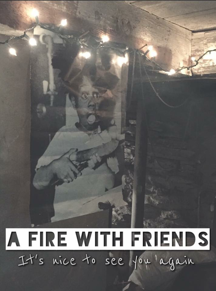 A FIRE WITH FRIENDS RELEASE SURPRISE EP, AVAILABLE AS FREE DOWNLOAD