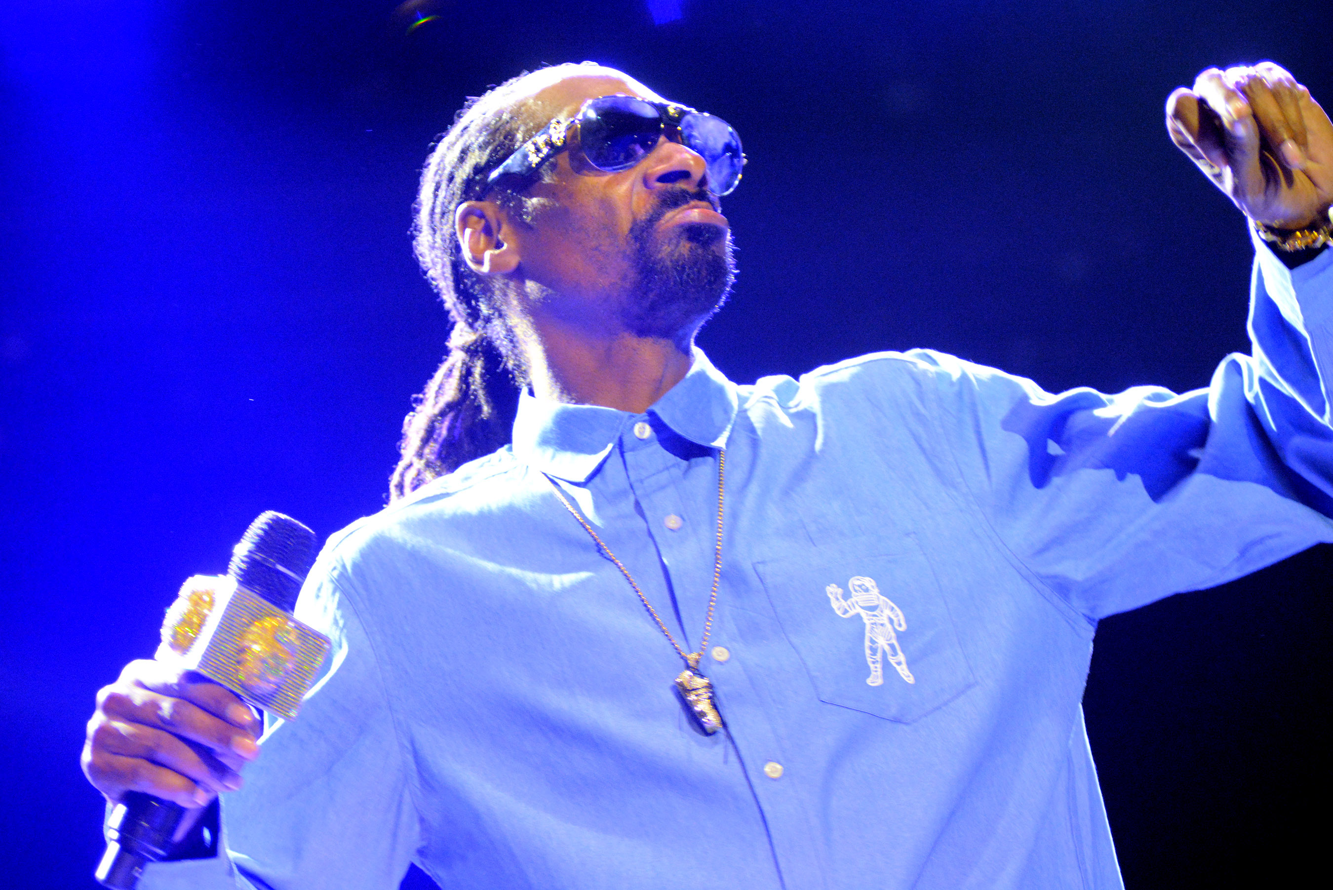 SNOOP DOGG AT MUSIKFEST