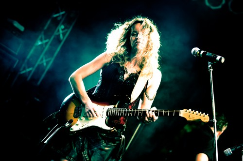 ANA POPOVIC: FROM 'BLUE ROOM' JAMS TO GUITAR SUPERSTAR