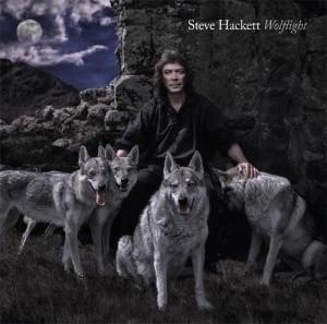 STEVE HACKETT WOLFLIGHT