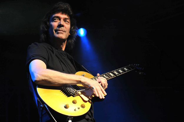STEVE HACKETT BRILLIANTLY SHOWCASES SOLO MATERIAL, GENESIS ERA AT KIRBY CENTER