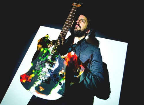 AARON FINK LAUNCHES SECOND SOLO ALBUM 'HEAVY FEATHERS' (INTERVIEW AND SONG PREMIERE)