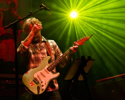 ANDERS OSBORNE & AMERICAN BABIES AT CAPITOL THEATER (CONCERT REVIEW and PHOTOS)
