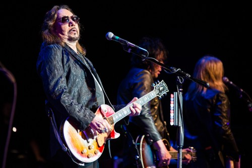 ACE FREHLEY SHOCKS KIRBY CENTER CROWD