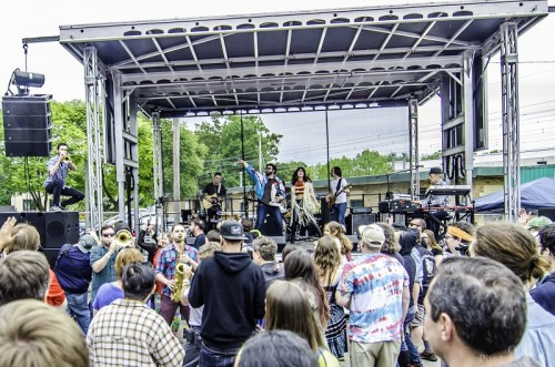 LIVE FROM THE LOT: SNARKY PUPPY, SOULIVE, REVIVALISTS BRING THE FUNK TO ARDMORE