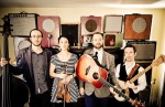 DRIFTWOOD BRINGS ROCKIN' BLUEGRASS TO SUSQUEHANNA BREAKDOWN