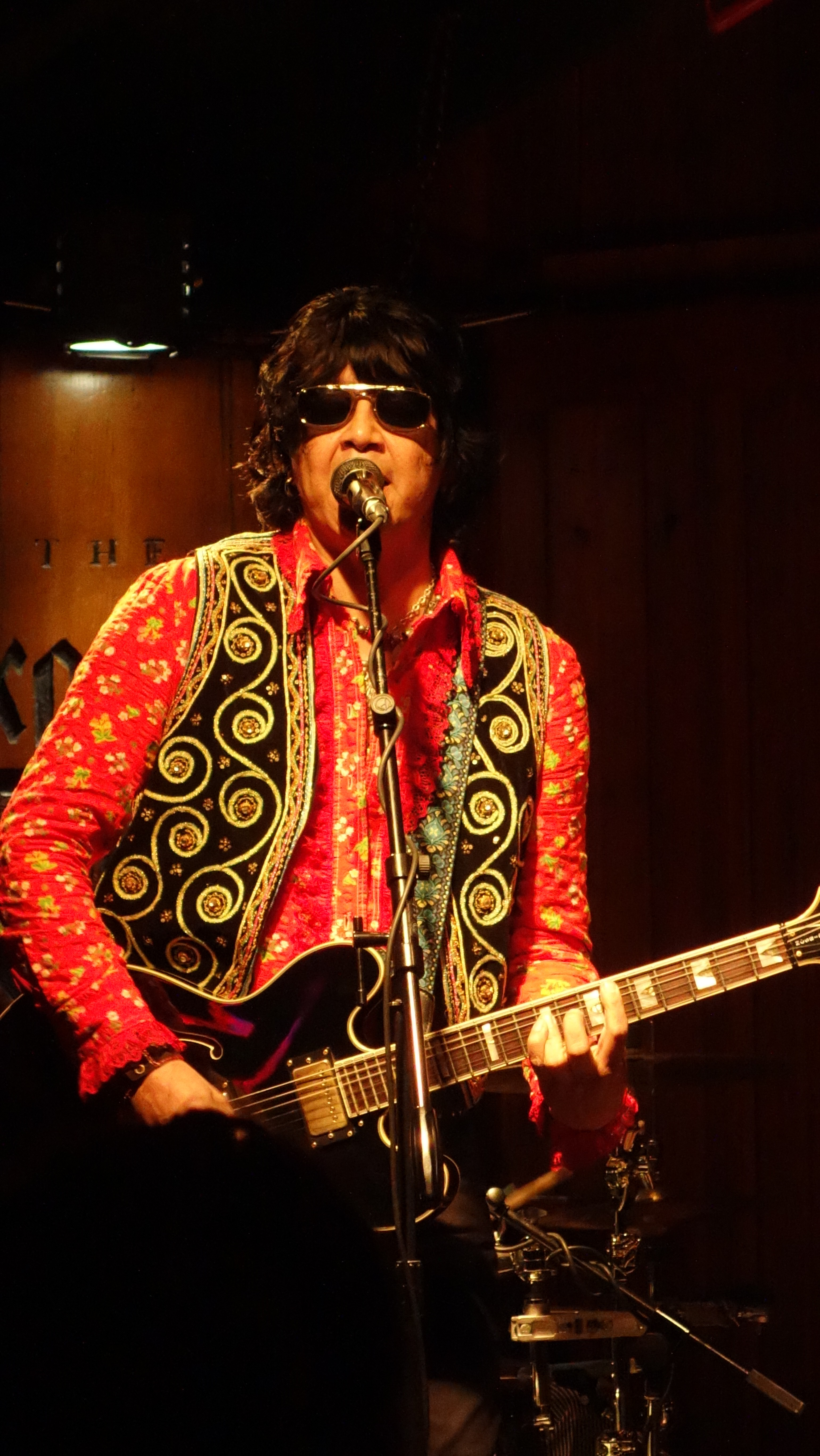 JAVIER ESCOVEDO: AN UNSUNG PUNK ROCK HERO
