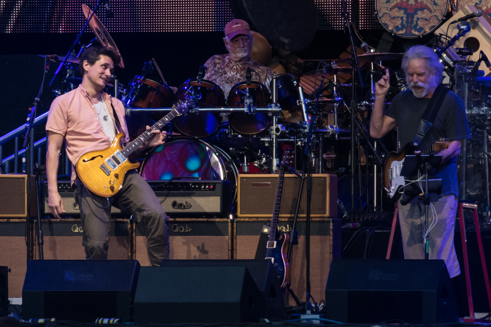 'JUST LIKE NEW YORK CITY': DEAD & COMPANY AT CITI FIELD