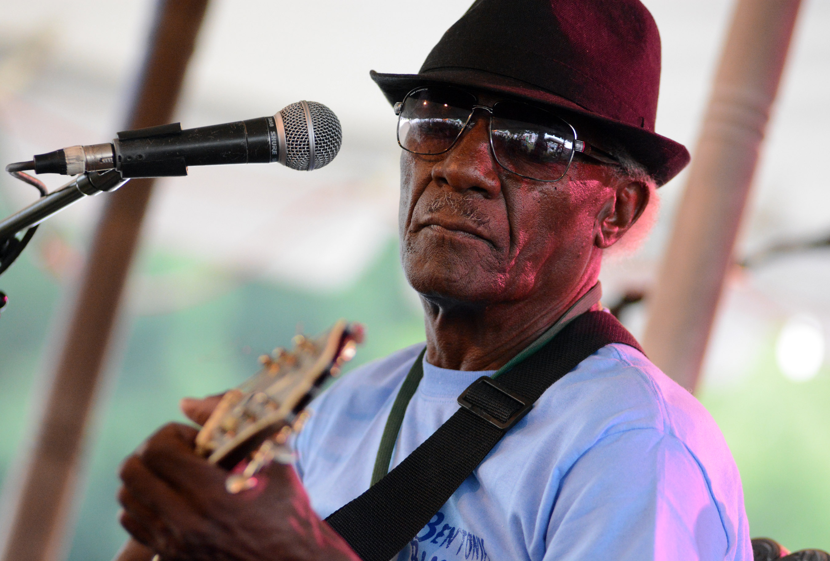BRIGGS FARM SATURDAY PHOTOS: 'BIG A' SHERROD, JIMMY 'DUCK' HOLMES & DUSTIN DOUGLAS