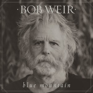 "Bob Weir ""Blue Mountain"" Cover (PRNewsFoto/Columbia/Legacy Recordings)"