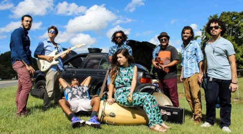 BLU BAMBOO ENSEMBLE BRINGS AFRO-CARIBBEAN FUNK, SOUL AND REGGAE TO BROOKLYN, HARLEM