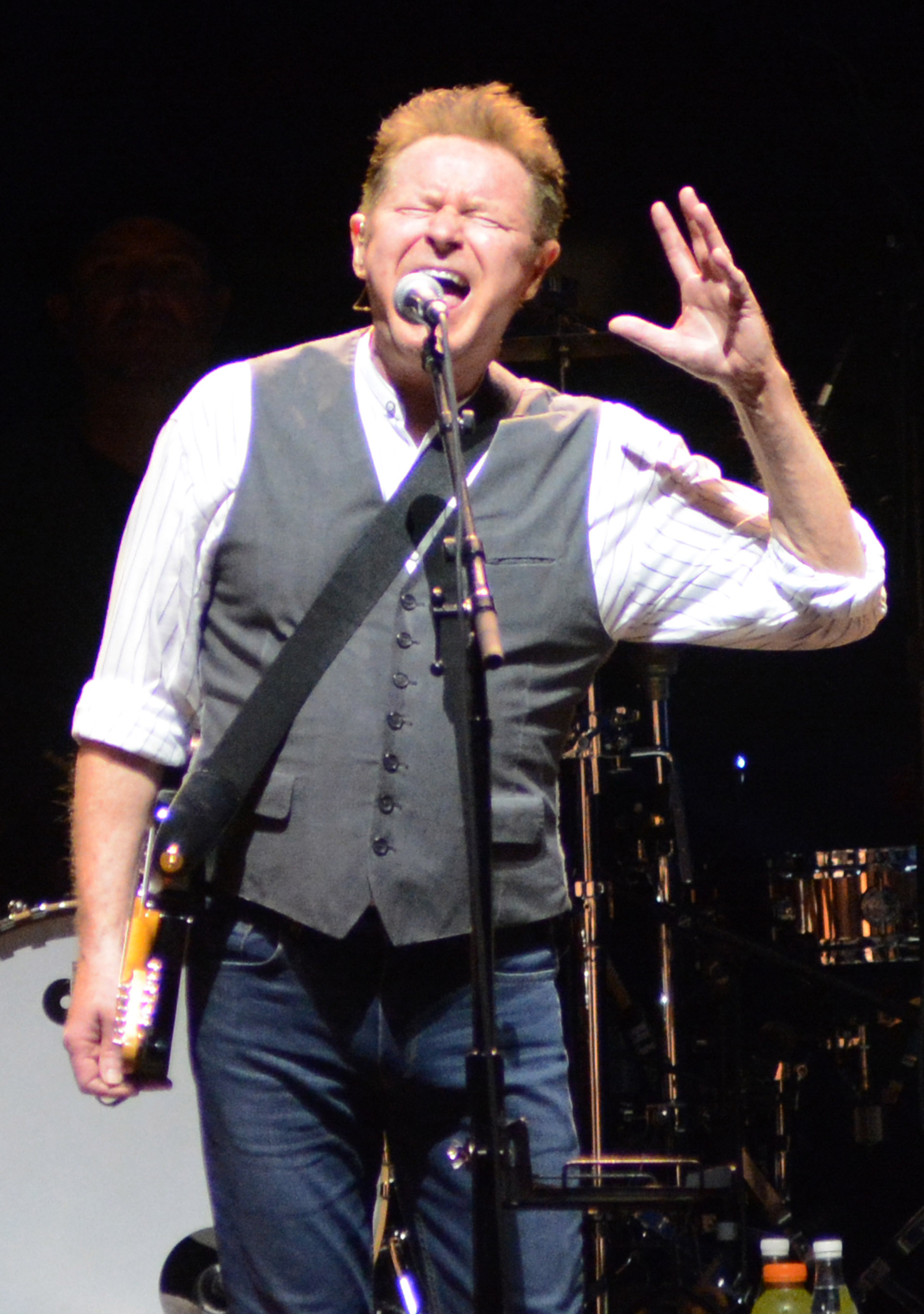 DON HENLEY BRINGS 'CASS COUNTRTY' TOUR TO MUSIKFEST (PHOTOS)