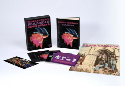 BLACK SABBATH READIES 'PARANOID' SUPER DELUXE EDITION