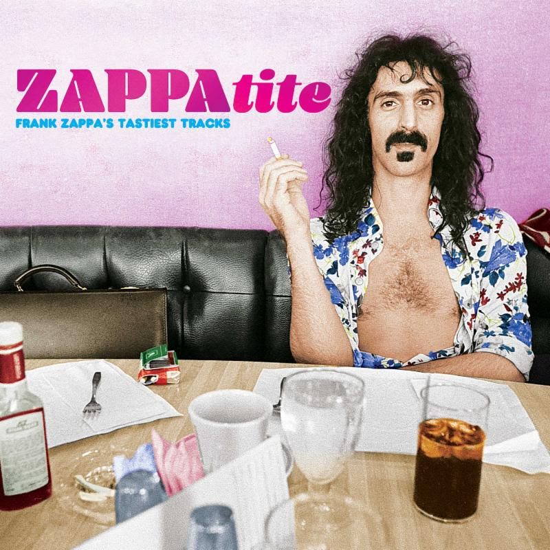 FRANK ZAPPA FOOD-THEMED COMPILATION COMING SEPT. 23