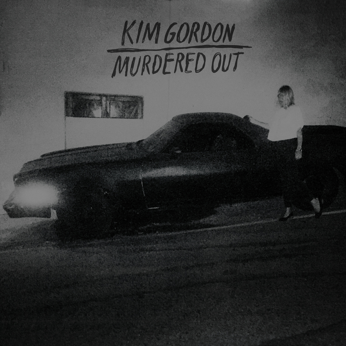 KIM GORDON RELEASES 'MURDERED OUT,' FIRST SINGLE UNDER HER OWN NAME