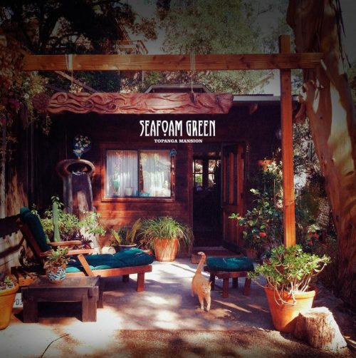 TRACK PREMIERE: SEAFOAM GREEN FEATURING RICH ROBINSON & RAMI JAFFEE