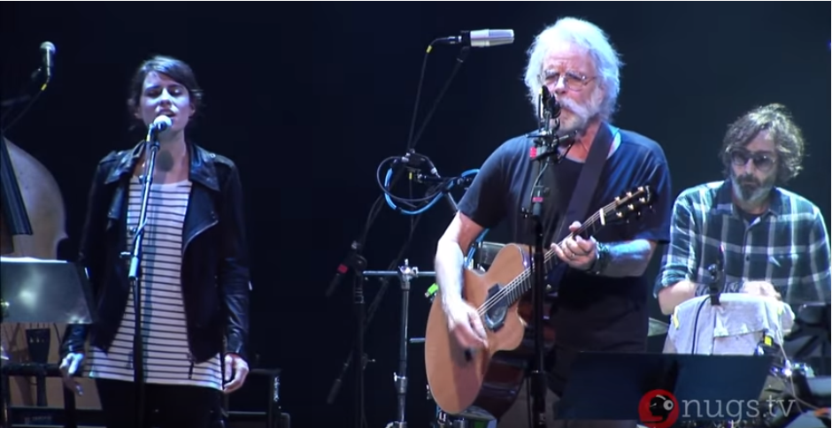BOB WEIR'S STUNNING CAPITOL THEATRE PERFORMANCE TOUCHES ON NEW COWBOY SONGS AND GRATEFUL DEAD CLASSICS