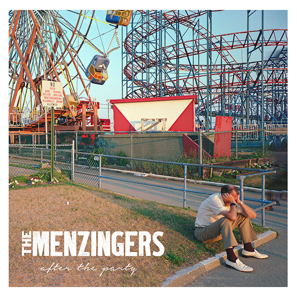 THE MENZINGERS ANNOUNCE NEW ALBUM, 'AFTER THE PARTY,' DEBUT 'BAD CATHOLICS'