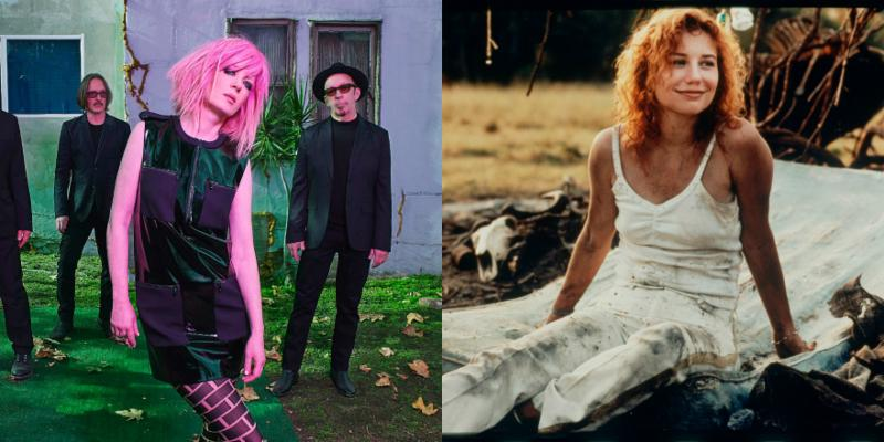 LISTEN: TORI AMOS, SHIRLEY MANSON ON SEXUALITY, MOTHERHOOD & 'BOYS FOR PELE' ON TALKHOUSE PODCAST