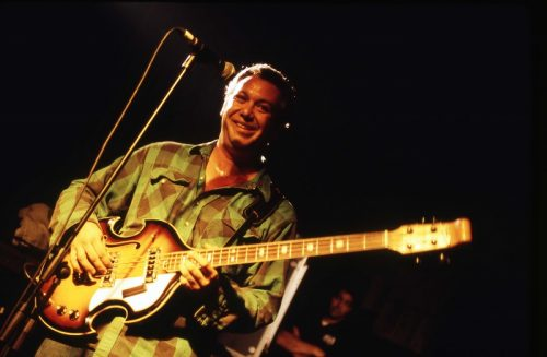 MIKE WATT ON 1995 TOUR WITH VEDDER & GROHL, THE MINUTEMEN'S LEGACY, PLAYING WITH IGGY POP, AND 'PANTS DAY' IN JUNIOR HIGH