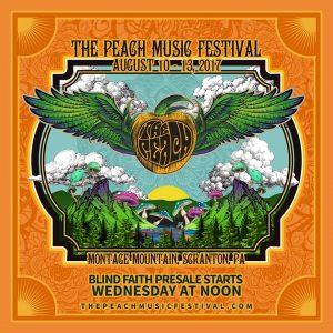 WEEKEND ROUNDUP: PEACH FEST RETURNS, HEAR A NEW DYLAN SONG, MORE RYAN ADAMS TOUR DATES