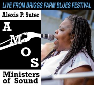 ALEXIS P. SUTER MINISTERS OF SOUND TAKE BRIGGS FARM TO CHURCH ON LIVE CD