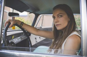 A HAWK AND A HACKSAW'S HEATHER TROST VISITS 'AGISTRI' ON SOLO DEBUT
