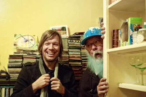 JASON FALKNER ON NEW ALBUM WITH R. STEVIE MOORE, WORKING WITH PAUL McCARTNEY, BECK