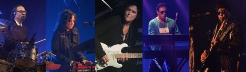 REUNITED REVOLUTION KEEPS THE MUSIC OF PRINCE ALIVE