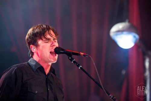 JIMMY EAT WORLD RETURN TO SHERMAN IN SUPPORT OF 'INTEGRITY BLUES'